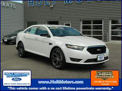 2016 Ford Taurus SHO 2016 Ford Taurus SHO Sedan AWD
