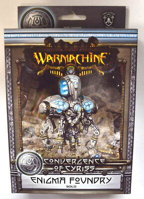 Warmachine Convergence of Cyriss Enigma Foundry Solo PIP 36009 - NEW