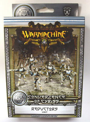 Warmachine Convergence of Cyriss Reductors Unit PIP 36006 - NEW