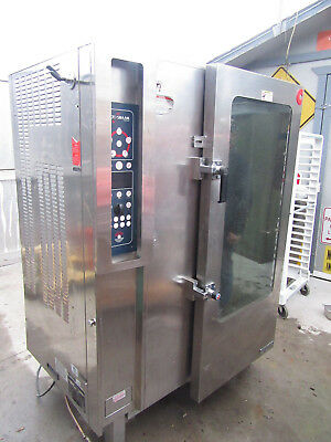 Alto-Shaam Combitherm Oven 20.20 G/ml Ph1 Steam Retherm Combination Convection