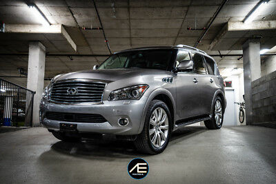 2011 Infiniti QX56 4WD Deluxe Touring, Technology & Theater Packages 2011 Infiniti QX56 4WD - DELUXE TOURING, TECHNOLOGY & THEATER PACKAGES / 7 PASS