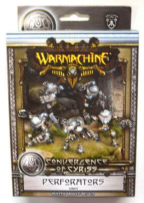 Warmachine Convergence of Cyriss Perforators Unit PIP 36020 - NEW
