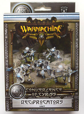 Warmachine Convergence of Cyriss Reciprocators Unit PIP 36011 - NEW