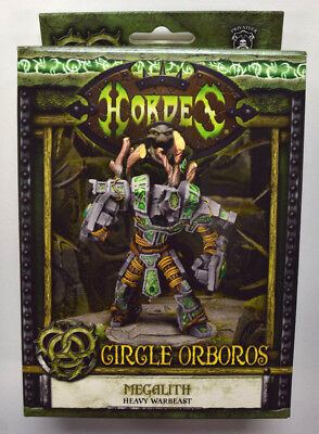 Hordes Circle Orboros Megalith Heavy Warbeast PIP 72097