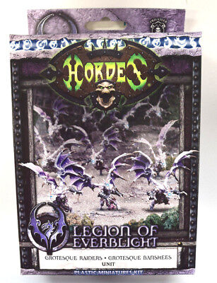 Hordes Legion of Everblight Grotesque Raiders / Banshee Unit PIP 73090 - NEW