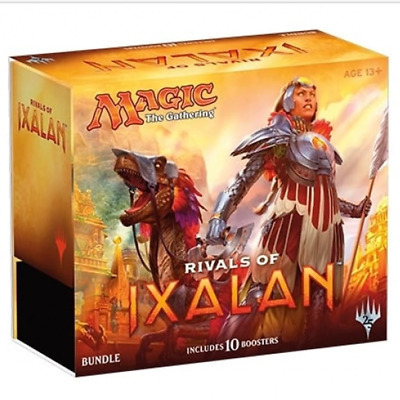Magic The Gathering Rivals of Ixalan Bundle  - 10 Booster Packs