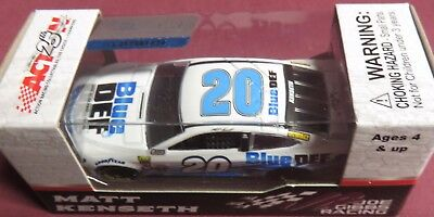 Brand New, 1/64 Action  2017 Camry, #20, Blue Def, Matt Kenseth, In Stock