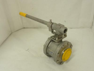 "165050 Old-Stock, Sharpe 3""-66 Inline Ball Valve, SS-316, 3"" Sanitary Fitting"