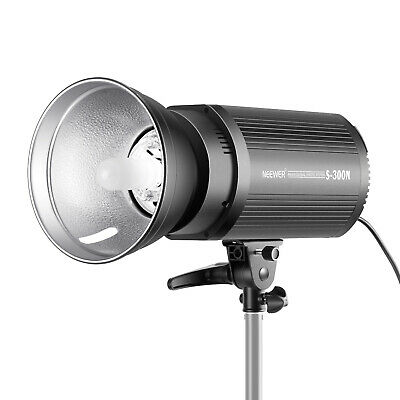 Neewer Monoluce Strobo Flash S300N da Studio 300W 5600K per Indoor Fotografia