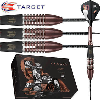 Target - Phil Taylor - Limited Edition Legacy Darts - 26g - Express Shipping