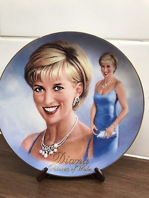 Princess Diana Collectors Plate