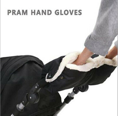 Waterproof Hand Warmer Glove Baby Pram Stroller Pushchair Cart Mitten Hand Muffs