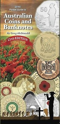 PRICE DROPPED Australia: Coins & Banknotes Catalogue 22nd Ed by Greg McDonald
