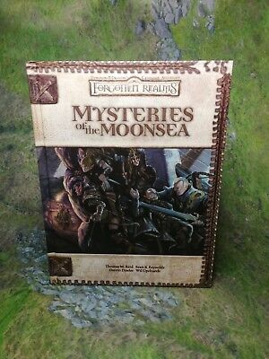 Dungeons and Dragons, Forgotten Realms, Mysteries of the Moonsea