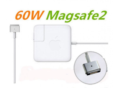 "60W  Power Adapter Charger For Apple Macbook Pro MagSafe 2 13"" A1425 A1502  A143"