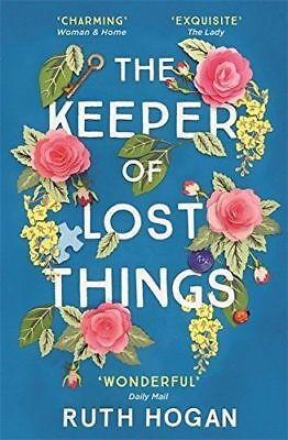 The Keeper of Lost Things By Ruth Hogan NEW Paperback Book