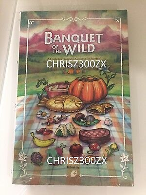 Zelda Breath of The Wild Banquet of The Wild Hardcover Guide Book Art Book