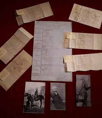 Crimean War documents Charge of the Light Brigade