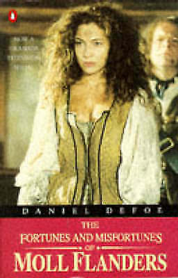 The Fortunes And Misfortunes of Moll Flanders, Defoe, Daniel, Very Good Book