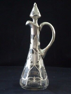 Antique Hand Blown Decanter