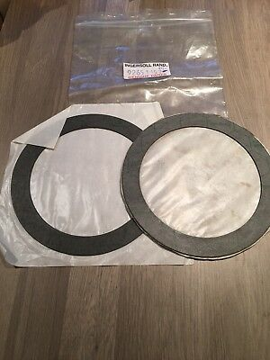 2 X Ingersoll Rand Air Compressor P250 Seperator Gasket 92651157 Spare Parts Icv