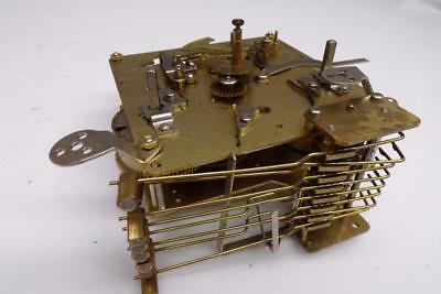 "Westminster Chime Howard Miller ""83""  Clock Co. 1050-020 Brass  Movement  D383a"
