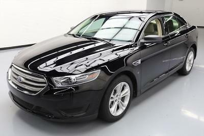 2016 Ford Taurus SE Sedan 4-Door 2016 FORD TAURUS SE BLUETOOTH REAR CAM ALLOYS 23K MILES #142335 Texas Direct