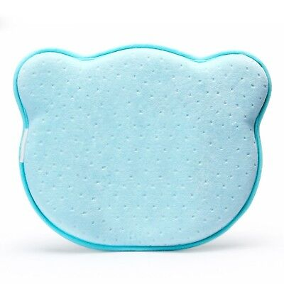 Baby Pillow Memory Foam Pillow Head-shaping Cot Pillow for Newborn Baby by YO...