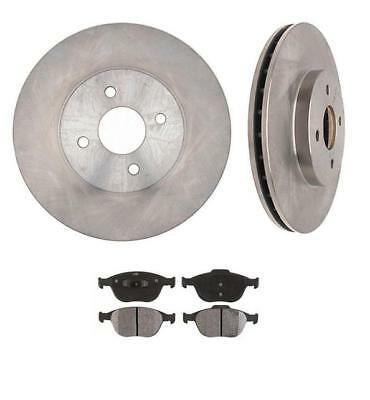 Verto USA  Set Of Ceramic Brake Pads VC970 Front