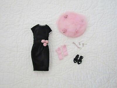 """Tonner 10"""" Tiny Kitty GARDEN CLUB LUNCHEON Outfit"""