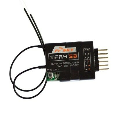 FrSky TFR4SB 3/16Ch Receiver SBUS 2.4GHz Compatible CPPM Futaba FASST S.Bus