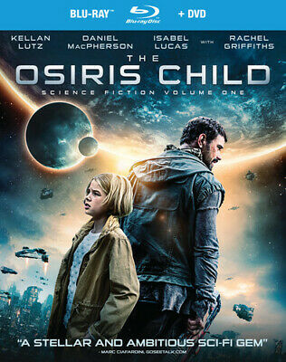Osiris Child [New DVD] With Blu-Ray