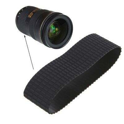 Camera Lens Zoom Grip Rubber Ring Replacement Part For Nikon 24-70mm F2.8