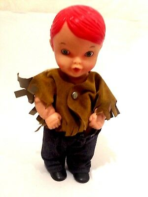 1972 Vintage General Mills rubber and plastic boy doll