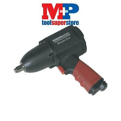 "Sealey SA6001 Air Impact Wrench 1/2""Sq Drive Pin Clutch"