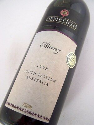 1998 ROBERTS Estate Denbeigh Shiraz Isle of Wine