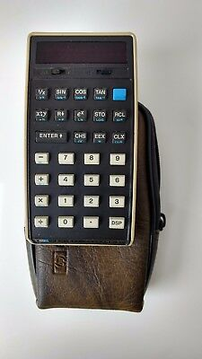 HP-21 Hewlett Packard HP 21 VINTAGE CALCULATOR