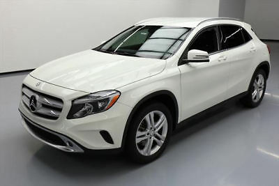 2015 Mercedes-Benz GLA-Class  2015 MERCEDES-BENZ GLA250 AWD HTD SEATS REAR CAM 52K MI #029125 Texas Direct