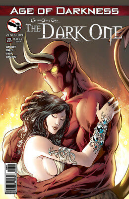 GRIMM FAIRY TALES Presents THE DARK ONE Age of Darkness - Cover A - New Bagged