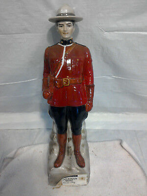 1969 Canadian Mist Whisky - Canadian Mountie