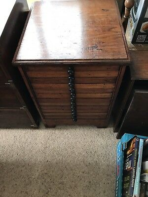 Golding & Co Printers Cabinet
