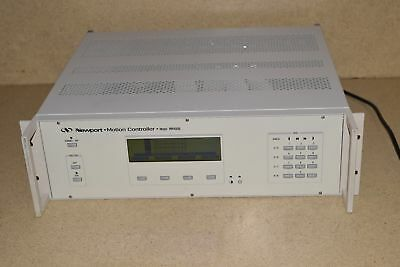 ++ NEWPORT MM4006 Multi-Axis High-Performance Motion Controller/Driver w/MODULES