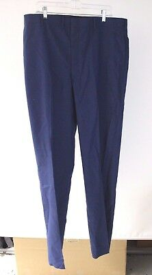DSCP US Army Men's ASU Dress Blues Service Uniform Pants, Classic Fit, New!
