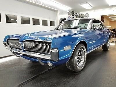 1968 Mercury Cougar GT- S-Code 390 VERY RARE! 1968 Mercury Cougar GT - # Matching S-Code 390 **Video**
