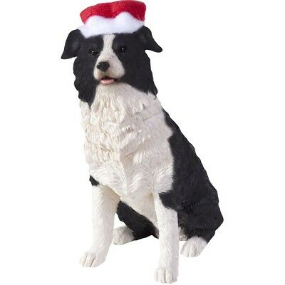 Sandicast Border CollIe Christmas Ornament - New in Box