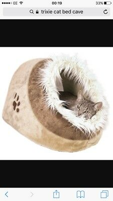 Cat Trixie Bed Cave