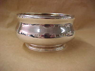 Christofle Silverplate Waste Bowl,   20,  Signed