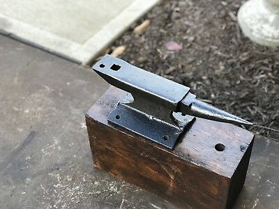 SUPER NICE Blacksmith Anvil Rail 15 LBS NO RESERVE