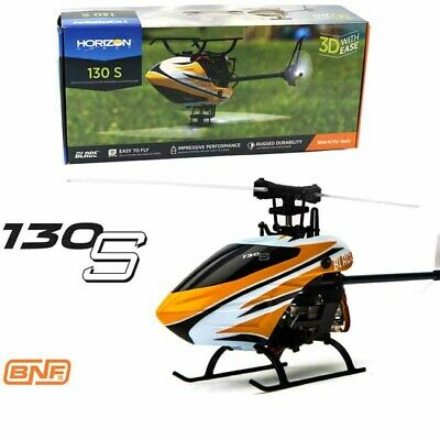 Blade BLH9350 130 S Helicopter Sub-Micro Sized BNF Basic with SAFE Technology