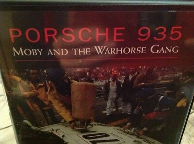 Porsche 935 Mobs And The Warhorse Gang VHS Movie Set